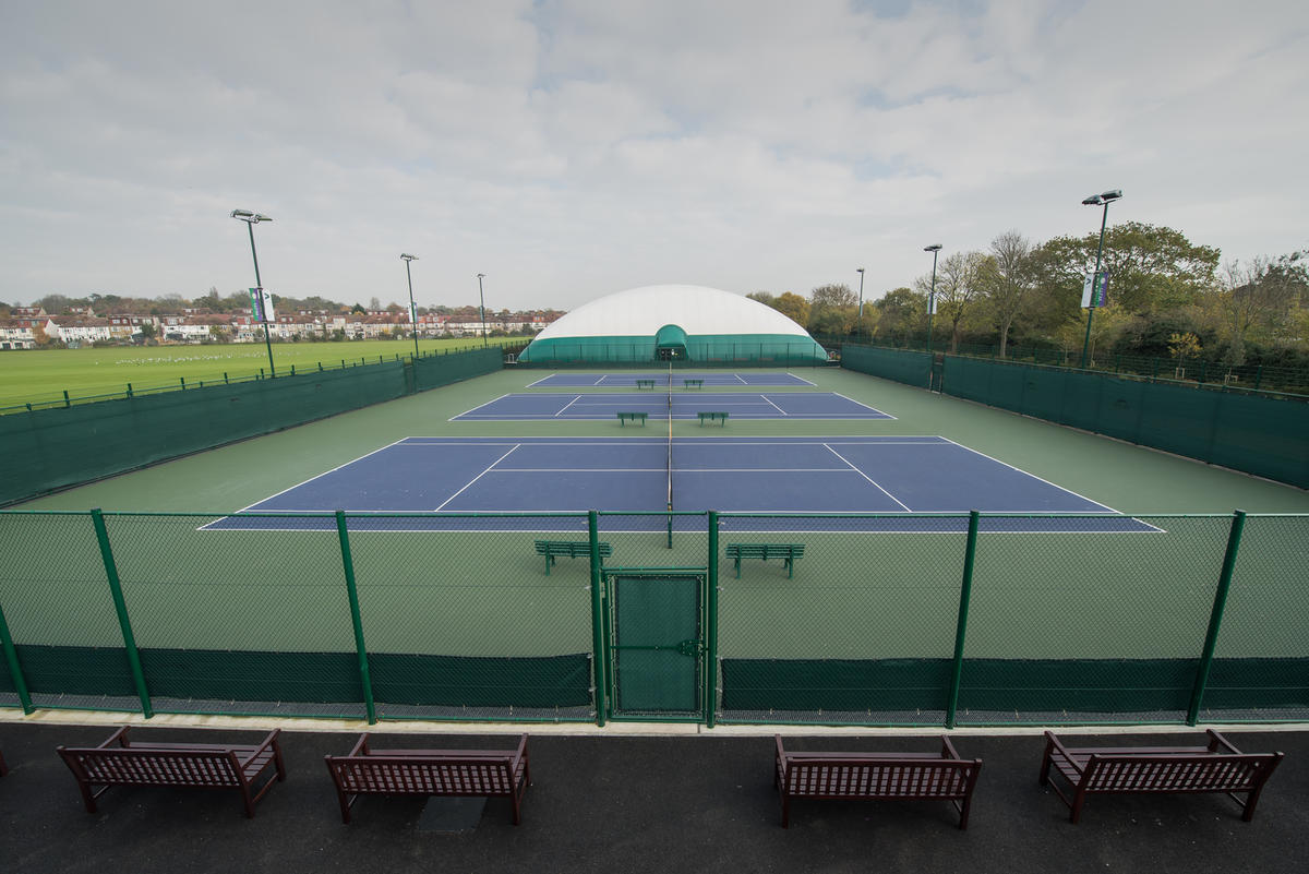 AELTC Community Sports Ground
