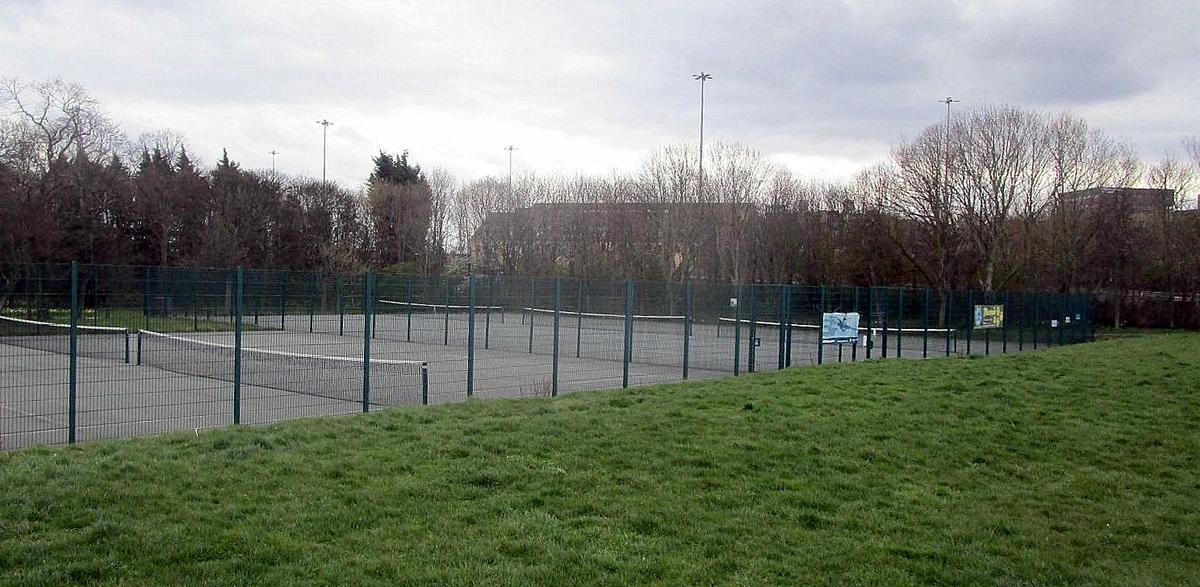 Exhibition Park, Newcastle