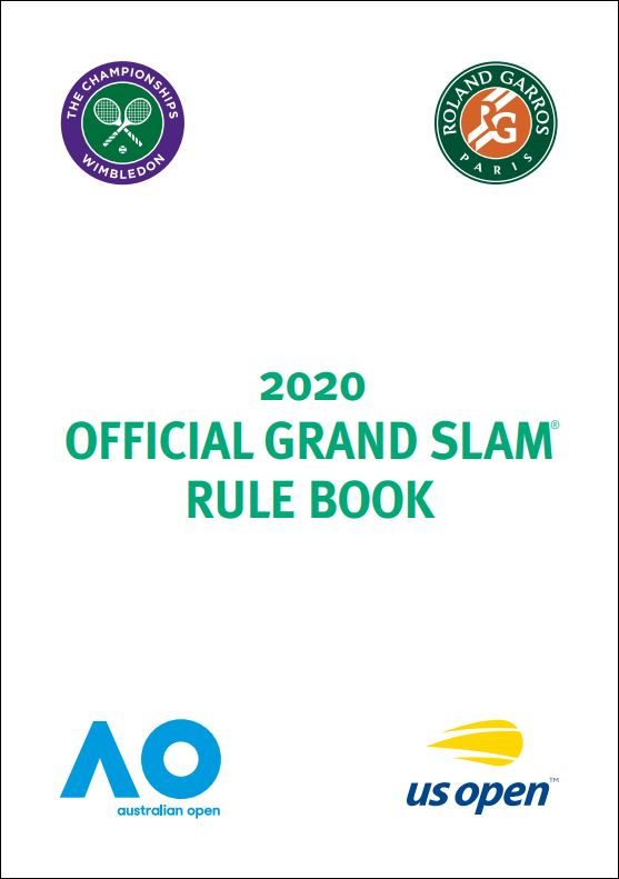 Grand Slam Rule book