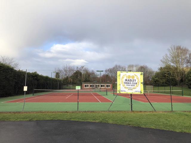 Madley Tennis Club, Hererford