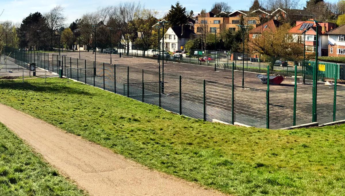 Gladstone Park, North London