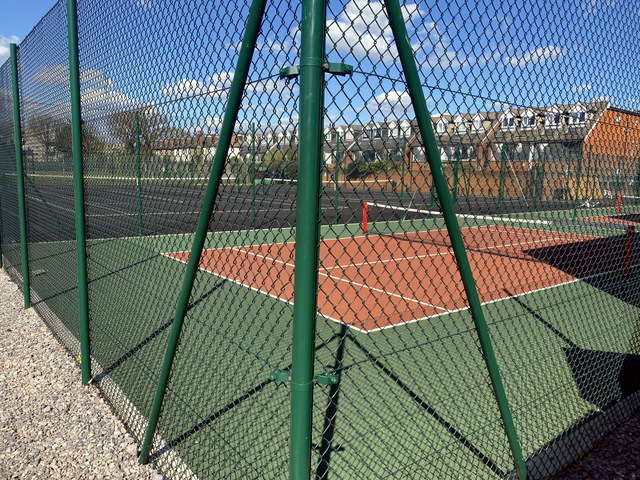 Ealing Lawn Tennis Club in West London