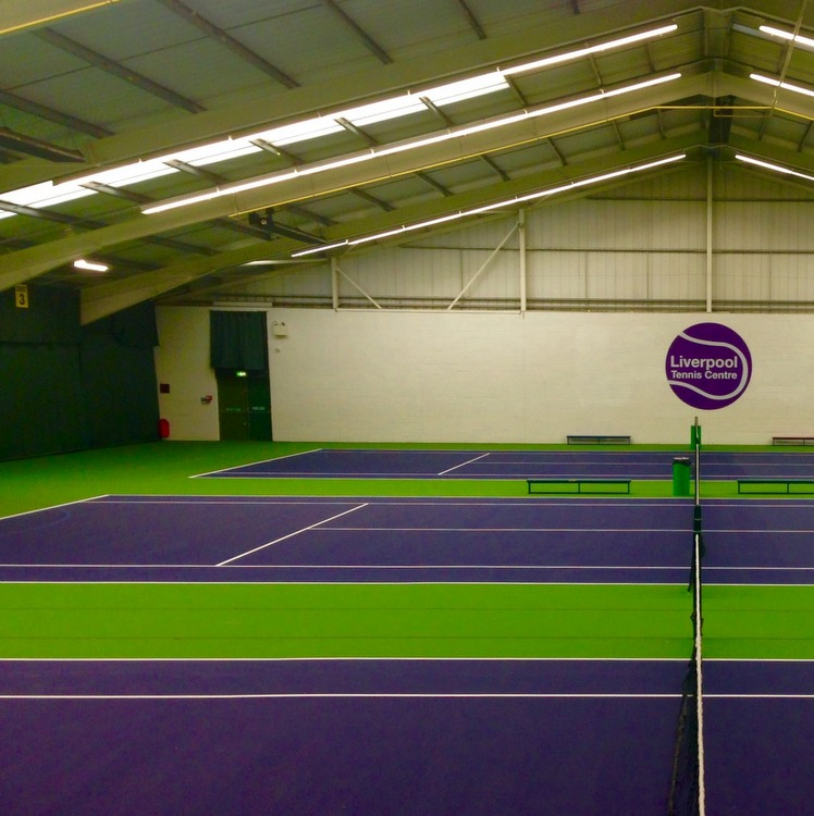 Liverpool Tennis Centre
