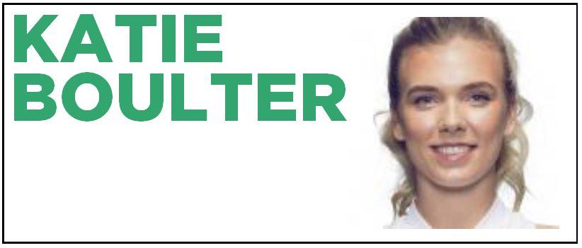 Katie Boulter