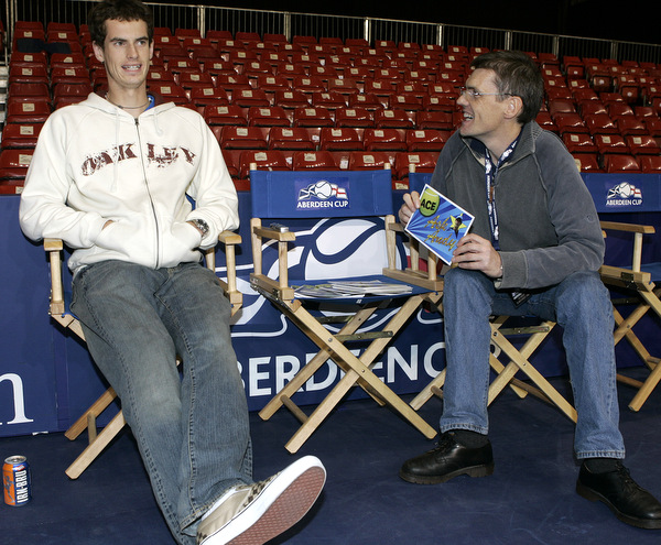 Andy Murray and Nigel