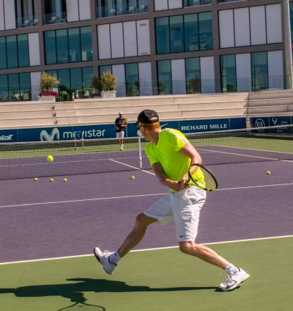 Rafa Nadal Academy Coaching
