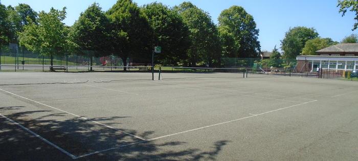 Bellevue Park, Wrexham