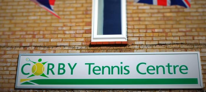 Great tennis this way...