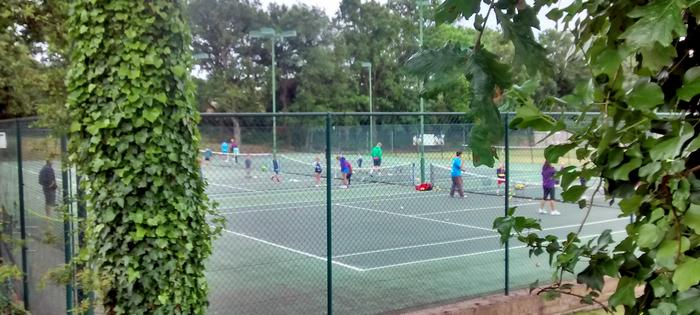 East Dorset Lawn Tennis & Croquet Club
