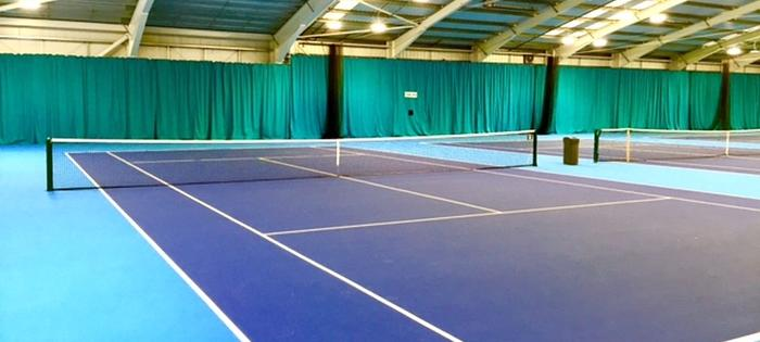 Graves Tennis Centre Indoor Courts