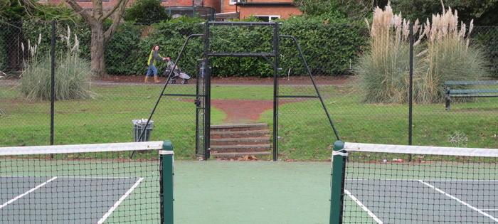 Malvern Park - play time