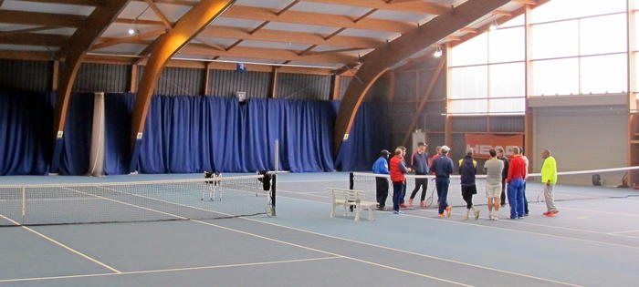Get together and play at the Bromley Tennis Centre