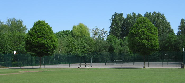Southfield Tennis Courts