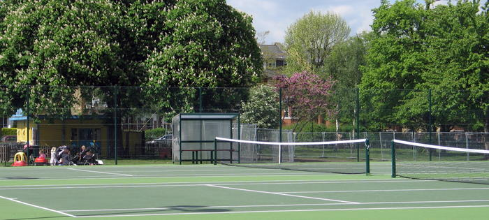 Clapham Common Courts