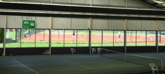 Redbridge Tennis Centre
