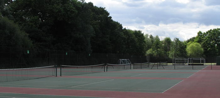 Barn Elms Tennis Courts