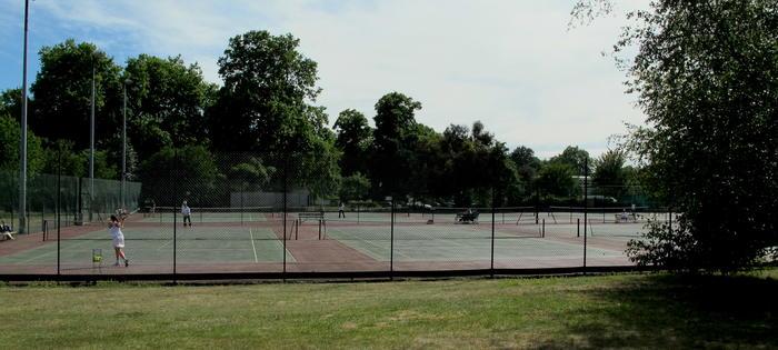 Battersea Park Tennis Courts
