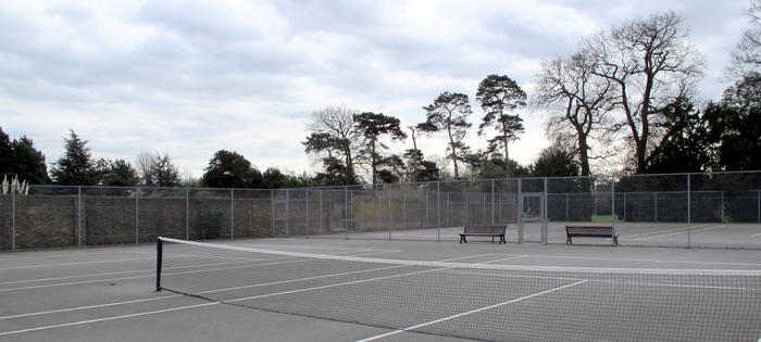 Sidcup Place Tennis Courts