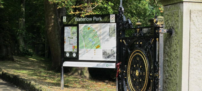 Waterlow Park, Highgate