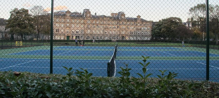 Glasgow Tennis League