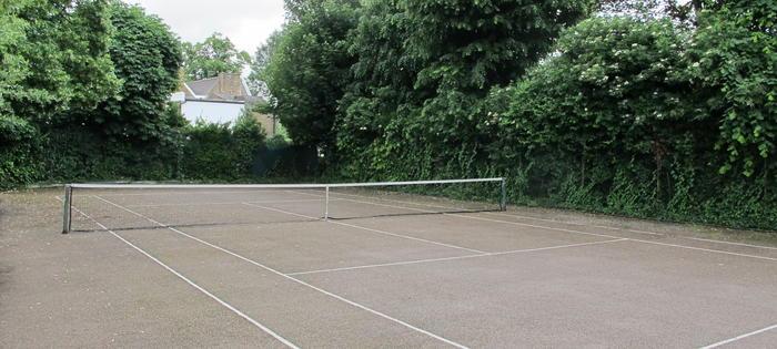 Windmill Hill - the third court