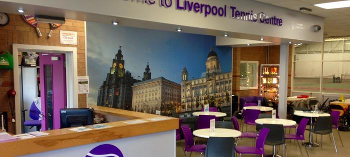 Liverpool Tennis Centre