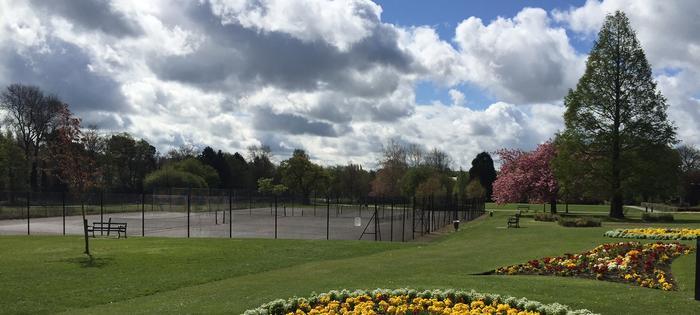 Malvern Parks courts