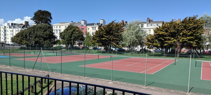 Norfolk Gardens courts