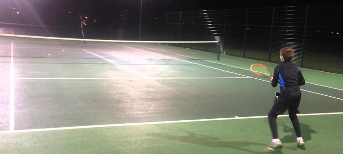 Practice @ Eaton Park
