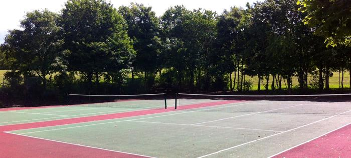 South Road Public Courts