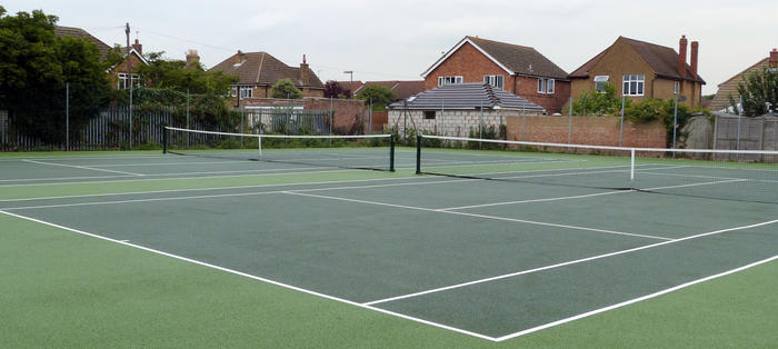 The Stanwell courts