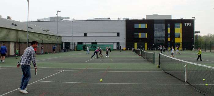 Telford Tennis Centre