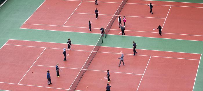 Rosemary Gardens Tennis Centre