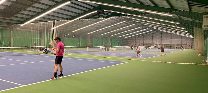 Wrexham Tennis Club