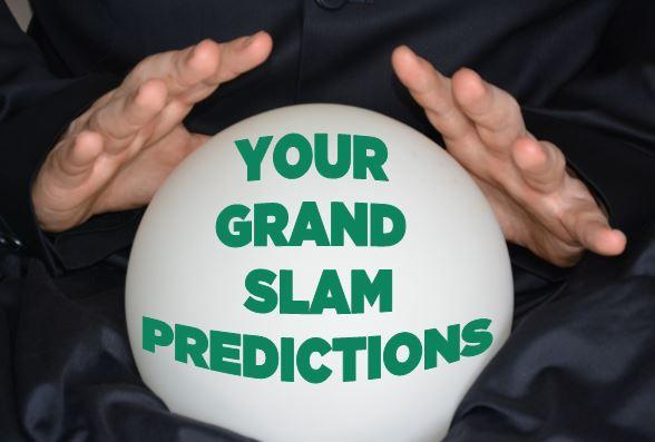 Your Grand Slam predictions and our Australian Open update! | Local