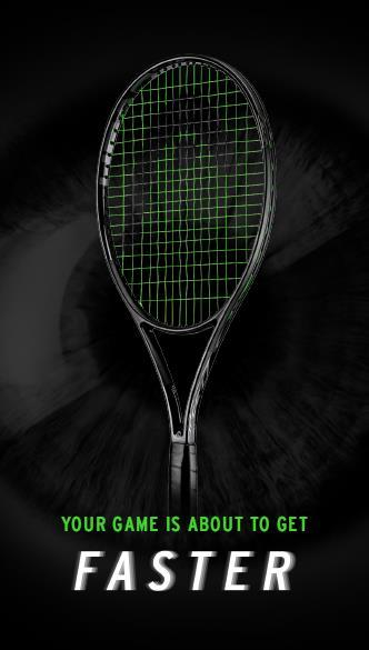 Win The New Limited Edition Head Speed Graphene 360 Racket Local Tennis Leagues