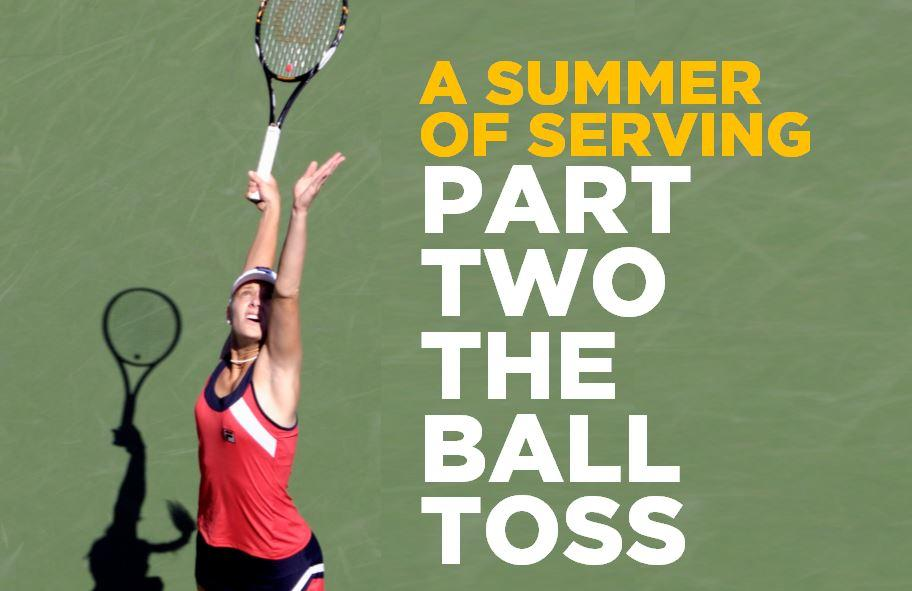 04212313 A summer of serving: Part two, the toss and where to stand