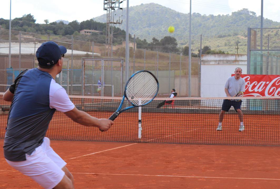 ITF Seniors event Rafa Nadal Academy