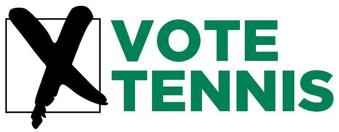 Vote Tennis