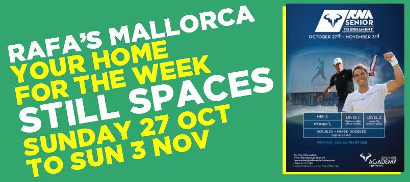 See Rafa's Mallorca